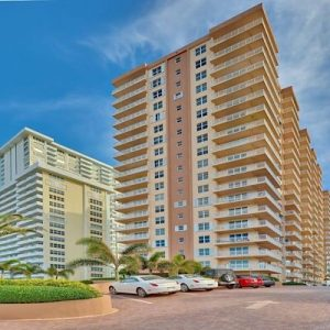 Regency Tower Condos For Sale on Galt Ocean Mile in Fort Lauderdale