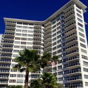 Royal Ambassador Condos for sale at 3700 Galt Ocean Drive in Fort Lauderdale