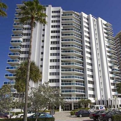The Commodore Condos for sale at 3430 Galt Ocean Drive in Fort Lauderdale
