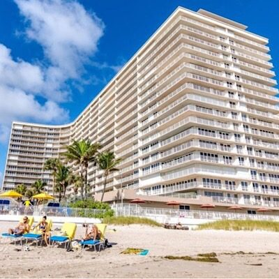 The Galleon Condos For Sale at 4100 Galt Ocean Drive in Fort Lauderdale