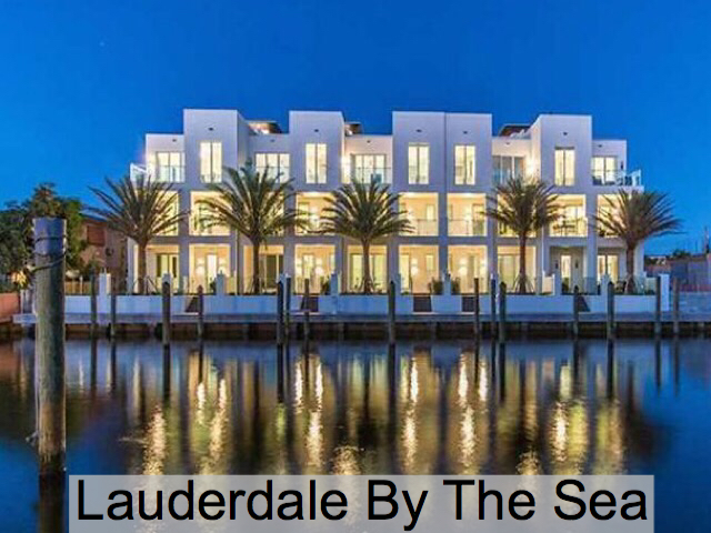 Lauderdale by the Sea Homes For Sale