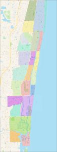Pompano Beach Fort Lauderdale Neighborhood Map Search
