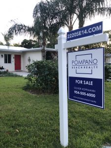 2220 SE 14th Street in Pompano Isles For Sale