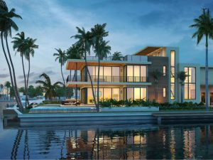 Pompano Beach Waterfront Homes For Sale by Price